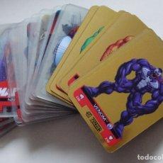 Trading Cards: LAMINCARDS MARVEL EDIBAS MUNDICROMO AÑO 2008 PRECIO UNIDAD VER LISTADO CROMOS TRADING. Lote 183682392