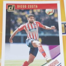Trading Cards: CARD PANINI DONRUSS DIEGO COSTA ATLETICO MADRID. Lote 183720047