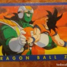Trading Cards: SON GOKU 52 DRAGON BALL Z. Lote 183825001