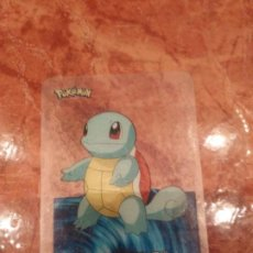 Trading Cards: SQUIRTLE 7 CARTA POKEMON 2005. Lote 183826183