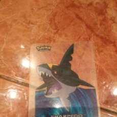 Trading Cards: SHARPEDO 79 POKEMON 2005. Lote 183829533