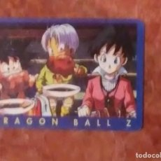 Trading Cards: TRUNKS 46 DRAGON BALL Z. Lote 183831237