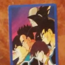 Trading Cards: BARDUCK 97 DRAGON BALL Z. Lote 183832018