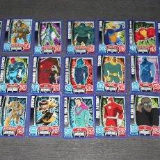 Trading Cards: TRADING CARD.MARVEL.32 CARTAS.HERO ATTAX.AVENGERS.TOPPS HERO ATTAX.2010. Lote 183835901