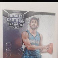 Trading Cards: LOTE 4 CARDS NBA ESPAÑOLES EN LA NBA. Lote 183862715