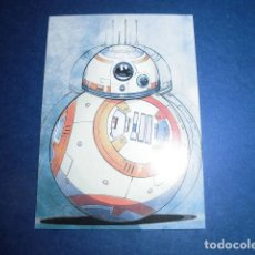 Trading Cards: TRADING CARD: CAMINO HACIA STAR WARS. EL ASCENSO DE SKYWALKER - IC-12 - ILLUSTRATED CHARACTER. . Lote 183959166