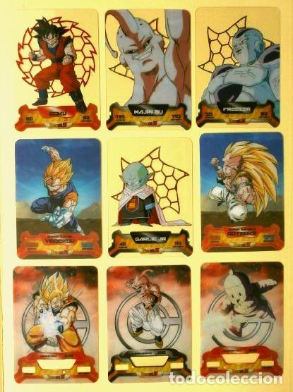 Trading Cards: DRAGON BALL Z SUPER 3D NEW EDITION LAMINCARDS EDIBAS - nº 14, 79, 80, 87, 108, 122, 127,148,150 - Foto 1 - 159964110