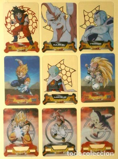 Trading Cards: DRAGON BALL Z SUPER 3D NEW EDITION LAMINCARDS EDIBAS - nº 14, 79, 80, 87, 108, 122, 127,148,150 - Foto 8 - 159964110