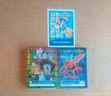 Rare Digimon American Photo Card Set Of All 72 Panini 2000