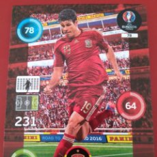 Trading Cards: CARD PANINI ADRENALYN XL DIEGO COSTA ESPAÑA. Lote 184128807