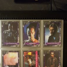 Trading Cards: TRADING CARDS - TERMINATOR 2 JUDGEMENT DAY - T2 - COL. COMPLETA - IMPEL - 1991. Lote 186154742