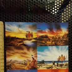 Trading Cards: TRADING CARD - ROYO 2 - FORBIDDEN UNIVERSE - COMIC IMAGES - UNCUT SHEET - 1994 -LUIS ROYO-FANTASTICO. Lote 186179657