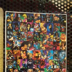 Trading Cards: TRADING CARDS - SACHS & VIOLENS - MINI PRESS SHEET - GEORGE PEREZ - COMIC IMAGES. Lote 186215701
