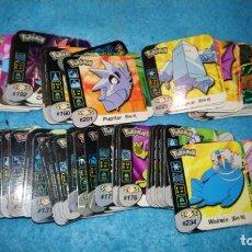 Trading Cards: POKEMON STAKS LOTE DE 87 STACKS VER FOTOS. Lote 186360983