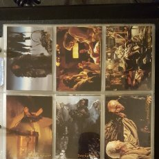 Trading Cards: TRADING CARDS - MARY SHELLEY'S FRANKENSTEIN MOVIE 1994 TOPPS COMICS PROMO CARD SET. Lote 187120175