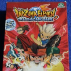 Trading Cards: INAZUMA ELEVEN TRADING CARD GAME - UPPER DECK. Lote 206435427