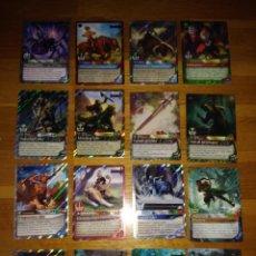 Trading Cards: FANTASY RIDERS 2 CROMOS CONSULTA FALTAS. Lote 189490801