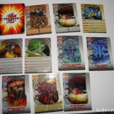 Trading Cards: CROMOS CARD CARTAS BAKUGAN. Lote 189634832