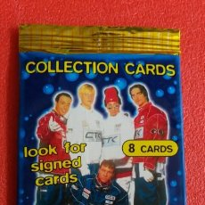 Trading Cards: BOOSTER PACK SOBRE CARDS BACKSTREET BOYS. 1998. SIN ABRIR. Lote 191932618