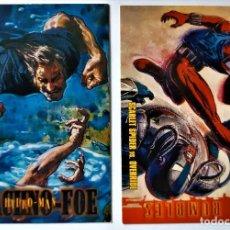 Trading Cards: LOTE 2 CROMOS/CARDS SPIDERMAN PREMIUN ORIGINAL MARVEL 1996. Lote 192933383