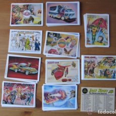 Trading Cards: JACK KIRBY - THE UNPUBLISHING ARCHIVES - INCOMPLETO NO COMPRAR. Lote 194297018