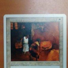 Trading Cards: HERRERO PENITENTE, QUINTA EDICION 1997, CARTAS MAGIC - POSIBILIDAD DE ENTREGA EN MANO EN MADRID. Lote 194383255
