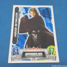Trading Cards: (C-29) STAR WARS - TOPPS 2016 - STAR WARS - N°2 ANAKIN SKYWALKER. Lote 194531358