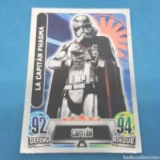 Trading Cards: (C-29) STAR WARS - TOPPS 2016 - STAR WARS - N°99 LA CAPITAN PHASMA. Lote 194531591