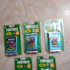 Trading Cards: LOTE DE 20 SOBRES FORTNITE PANINI SERIES 1 ( SIN ABRIR ). Lote 194703460