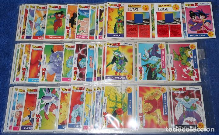 Trading Cards: Combat Cards - Dragon Ball Z - Panini ¡Colección completa! - Foto 2 - 194738841