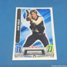 Trading Cards: (C-30) STAR WARS - TOPPS 2016 - STAR WARS - N°22 HAN SOLO. Lote 195184795