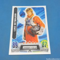 Trading Cards: (C-30) STAR WARS - TOPPS 2016 - STAR WARS - N°21 LUKE SKYWALKER. Lote 195184886