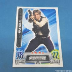 Trading Cards: (C-30) STAR WARS - TOPPS 2016 - STAR WARS - N°22 HAN SOLO. Lote 195185153