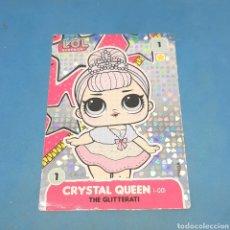 Trading Cards: (C-IVZ.01) CARTA ALBUM LOL SURPRISE. PANINI - N°1. Lote 195187752