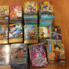 Trading Cards: DRAGON BALL 400 CARTAS SIN REPETIR (DATA IC JCC GT KAI SUPER CARD GAME TRADING HEROES PANINI TAZOS). Lote 195194483