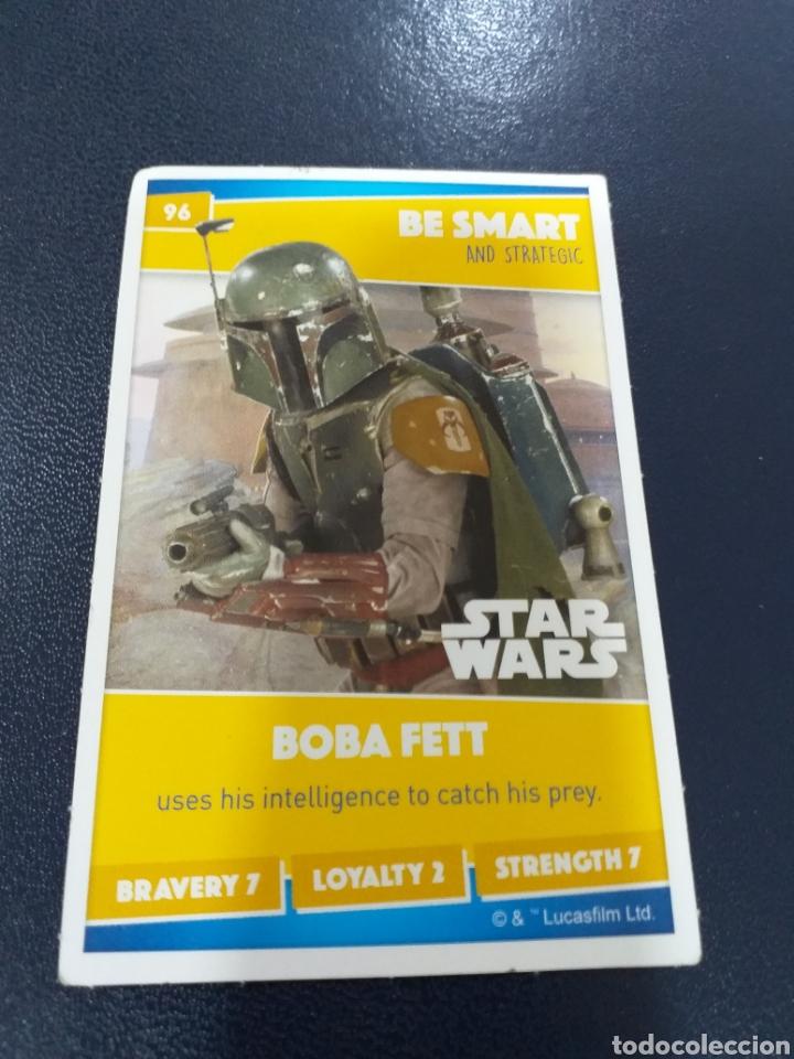 TRADING CARDS STAR WARS HEROES ED. INGLESA SAINSBURY 2019 (Coleccionismo - Cromos y Álbumes - Trading Cards)