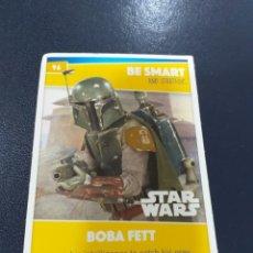 Trading Cards: TRADING CARDS STAR WARS HEROES ED. INGLESA SAINSBURY 2019. Lote 195332831