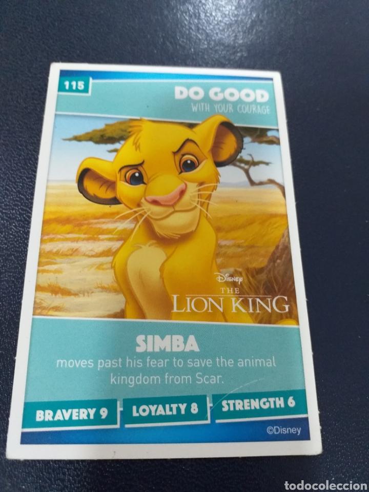 TRADING CARDS DISNEY HEROES ED. INGLESA SAINSBURY 2019 (Coleccionismo - Cromos y Álbumes - Trading Cards)