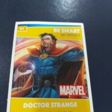 Trading Cards: TRADING CARDS MARVEL HEROES ED. INGLESA SAINSBURY 2019. Lote 195335438