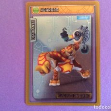 Trading Cards: INVIZIMALS BATALLA DE CAZADORES -DIAMANTE AGARRAR COMBO EVOLUTION CARD Nº 238. Lote 195581640