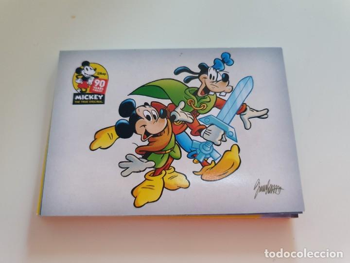 Panini sticker 97-disney 90 años Mickey Mouse