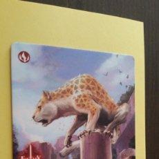 Cartes à Échanger: TRADING CARDS - FANTASY RIDERS 2 - LA INVASIÓN DE LOS GIGANTES (PANINI 2019) - Nº 211. Lote 220368413