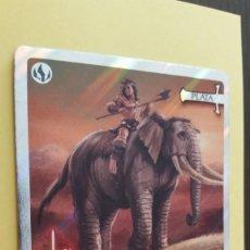 Trading Cards: TRADING CARDS - FANTASY RIDERS 2 - LA INVASIÓN DE LOS GIGANTES (PANINI 2019) - Nº 206 - PLATA. Lote 210540990