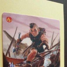 Trading Cards: TRADING CARDS - FANTASY RIDERS 2 - LA INVASIÓN DE LOS GIGANTES (PANINI 2019) - Nº 262. Lote 210541081