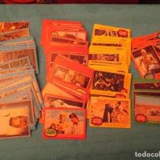 Trading Cards: STAR WARS 20 CENTURY -FOX 1977 DIFICILES LOTE TAMBIEN SUELTAS . Lote 197381851