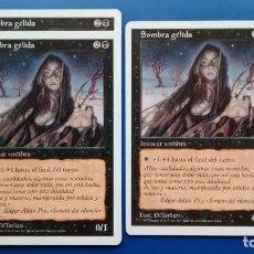Trading Cards: SOMBRA GELIDA, QUINTA EDICION 1997, CARTAS MAGIC - POSIBILIDAD DE ENTREGA EN MANO EN MADRID. Lote 198517263
