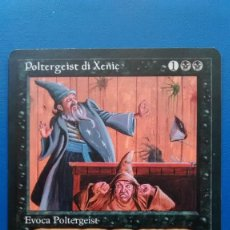 Trading Cards: POLTERGEIST DI XENIC, RINASCIMENTO 1995, CARTAS MAGIC - POSIBILIDAD DE ENTREGA EN MANO EN MADRID. Lote 198518147