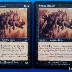 Trading Cards: SPINED BASHER, EMBESTIDA 2002, CARTAS MAGIC - POSIBILIDAD DE ENTREGA EN MANO EN MADRID. Lote 198521225
