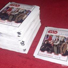 Trading Cards: 70 SOBRES SIN ABRIR DE STAR WARS EL CAMINO DE LOS JEDI . Lote 198562912