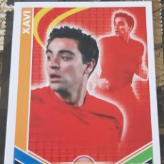 Trading Cards: CARD TOPPS MATCH ATTAX MUNDIAL 2010 XAVI ESPAÑA. Lote 222371387